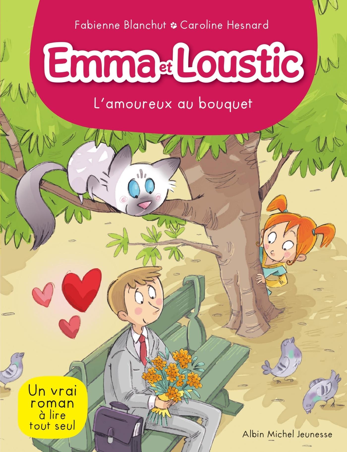 L' AMOUREUX AU BOUQUET T 3