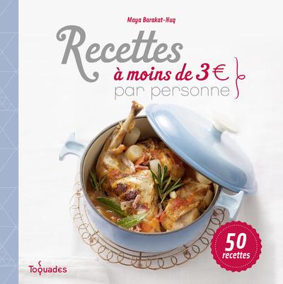 RECETTES A MOINS DE 3 EUROS PAR PERSONNE