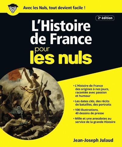L'HISTOIRE DE FRANCE 2ED POUR LES NULS