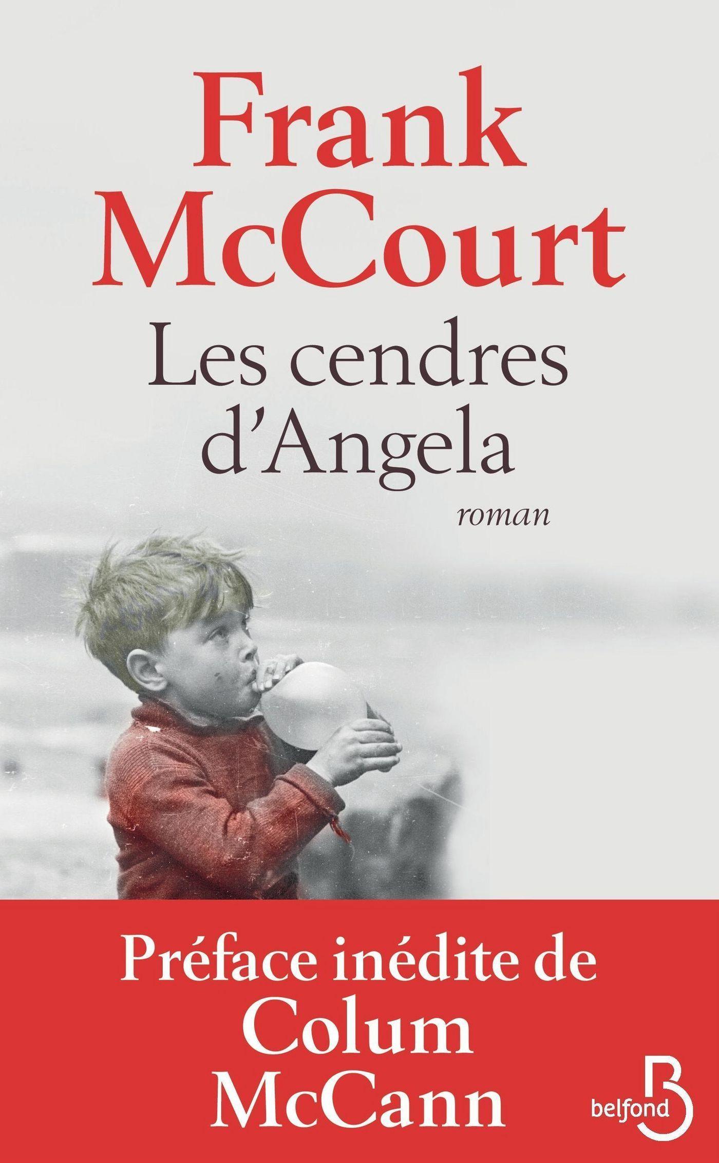 Les Cendres d'Angela (N. éd.)