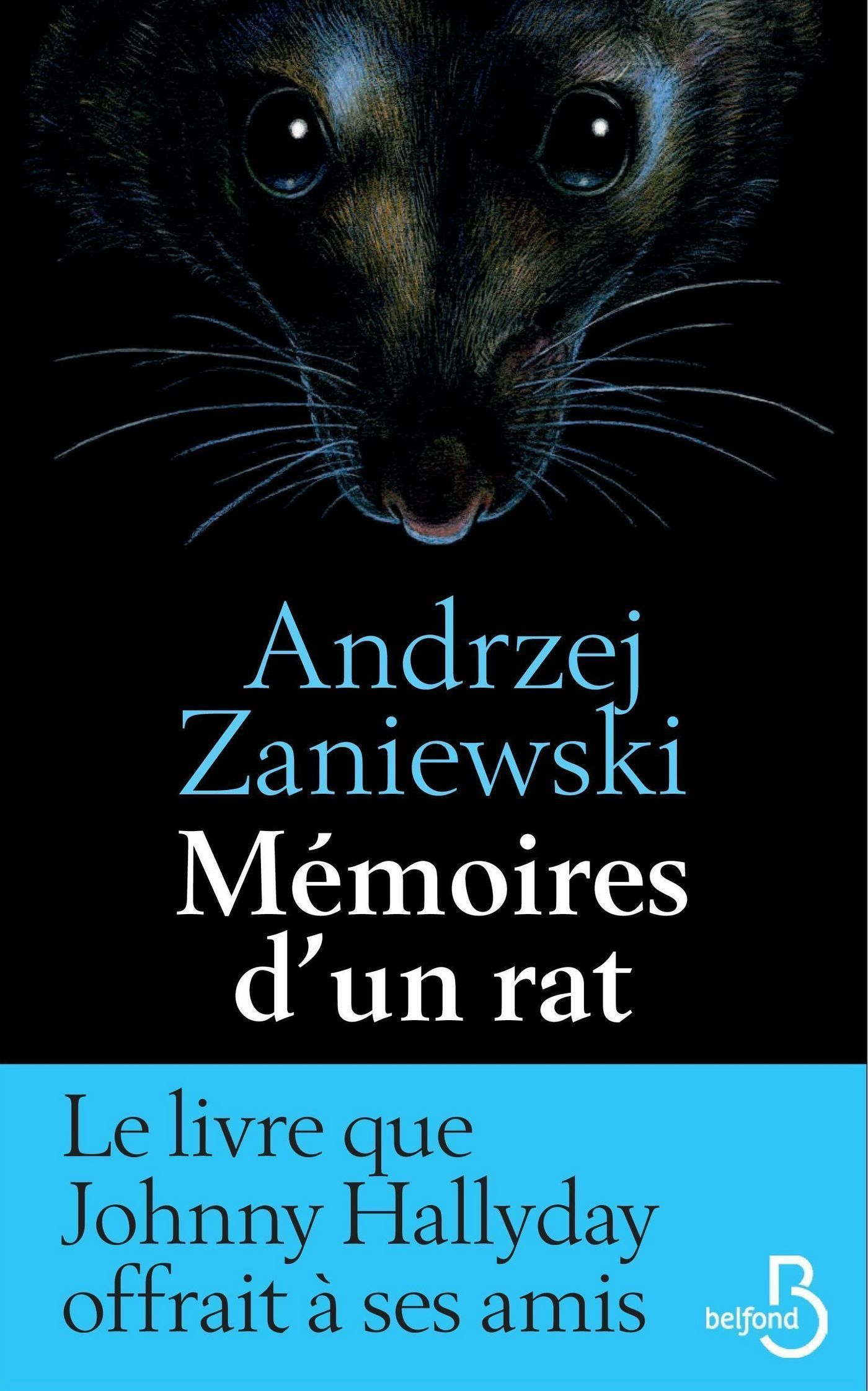 Mémoires d'un rat (Nouv. éd.)