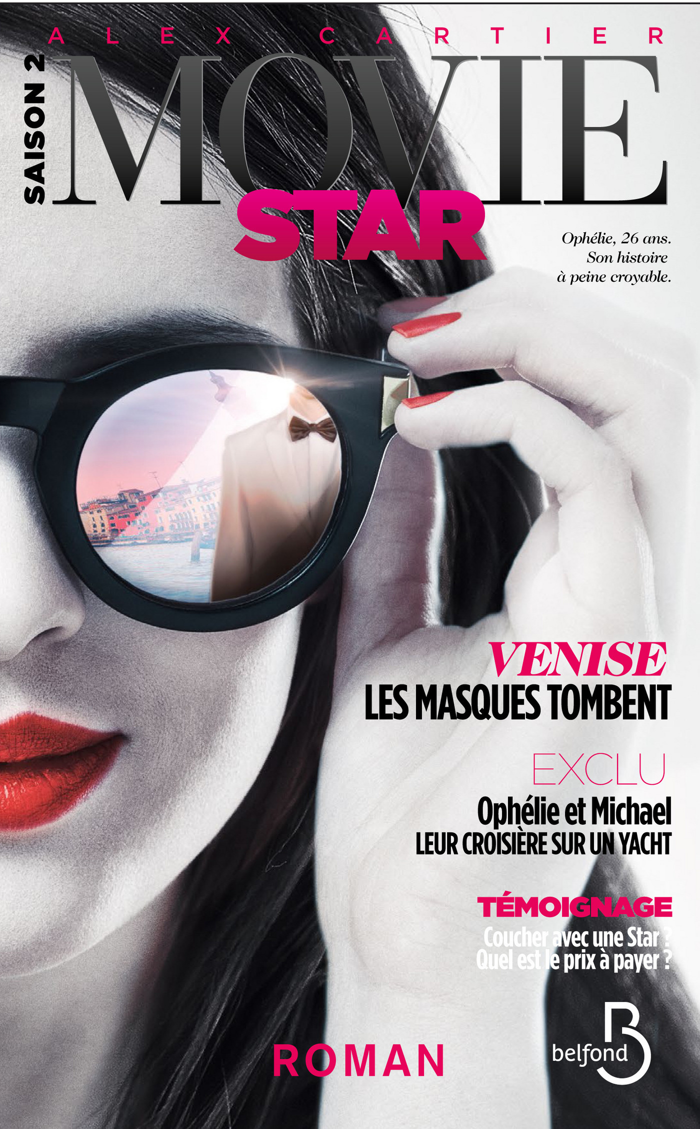 Movie Star 2, SAISON 2 - VENISE