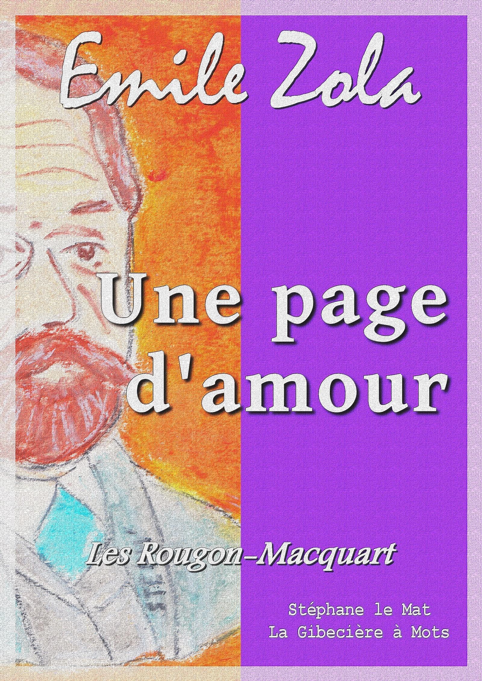 Une page d'amour, LES ROUGON-MACQUART 8/20