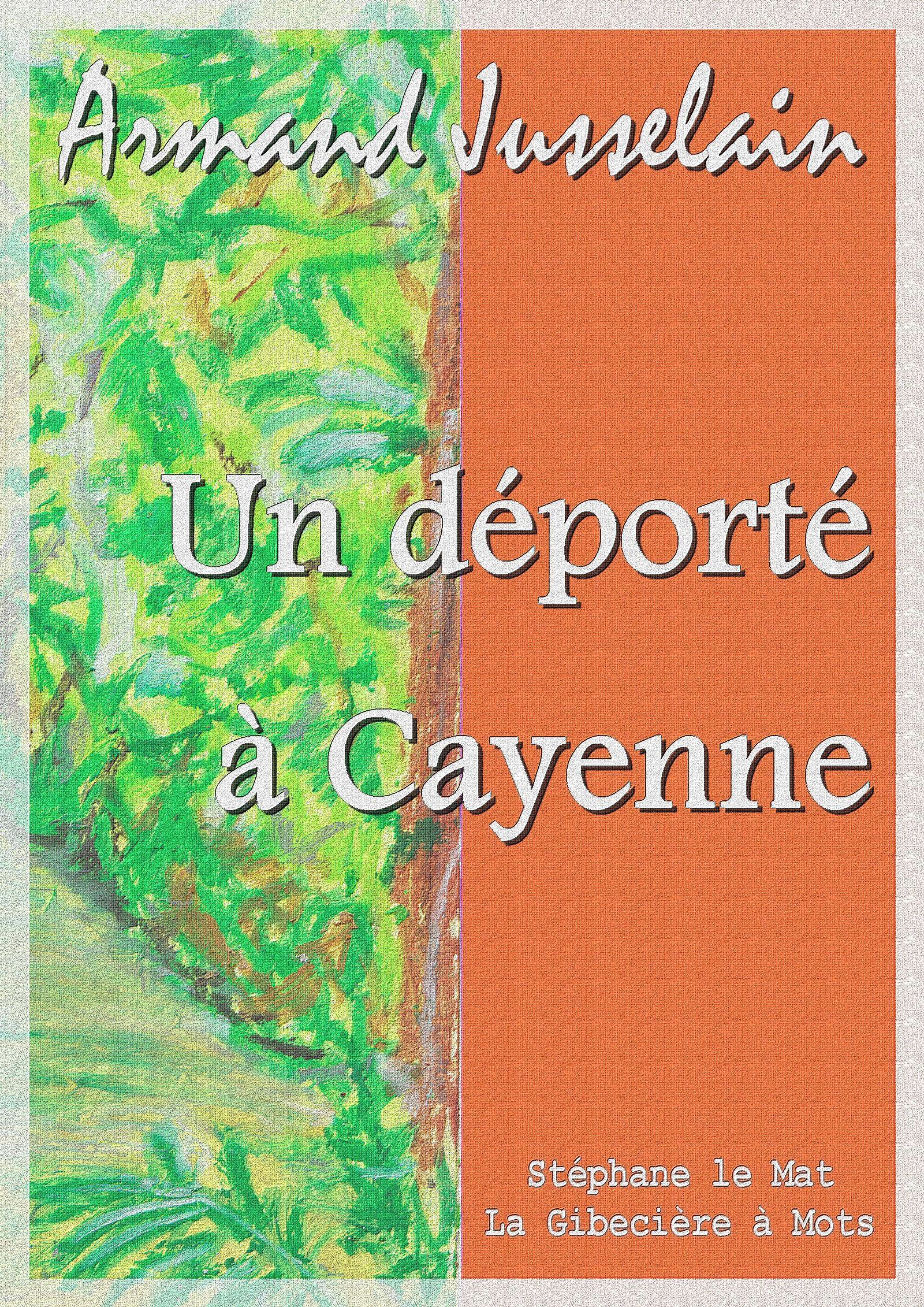 Un déporté à Cayenne, SOUVENIRS DE GUYANE