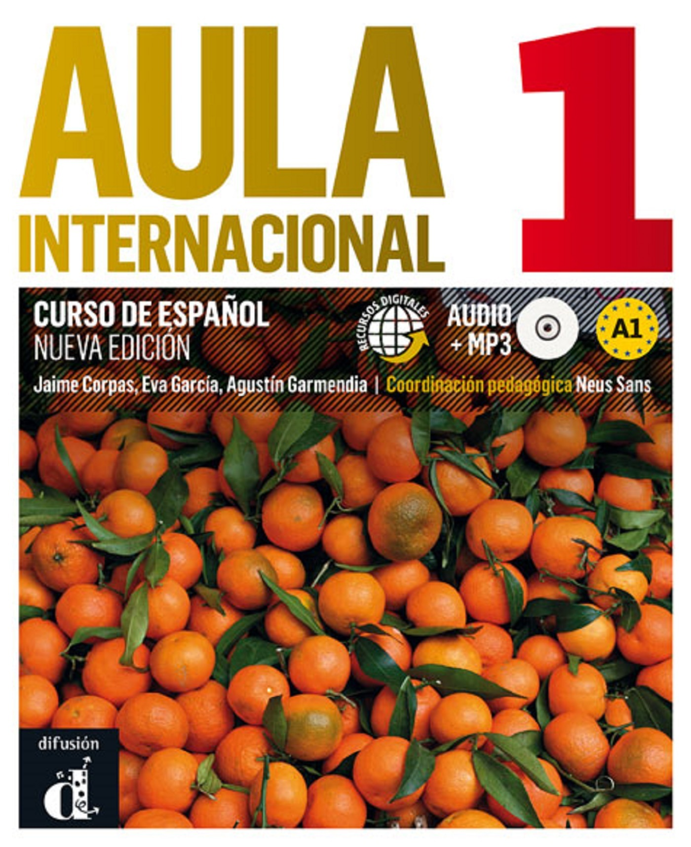 AULA INTERNATIONAL 1 LIVRE ELEVE+CD NED