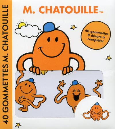 M. CHATOUILLE 40 GOMMETTES