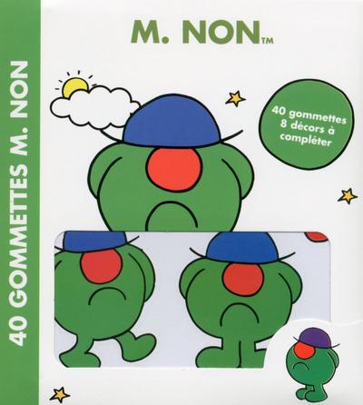 M. NON 40 GOMMETTES