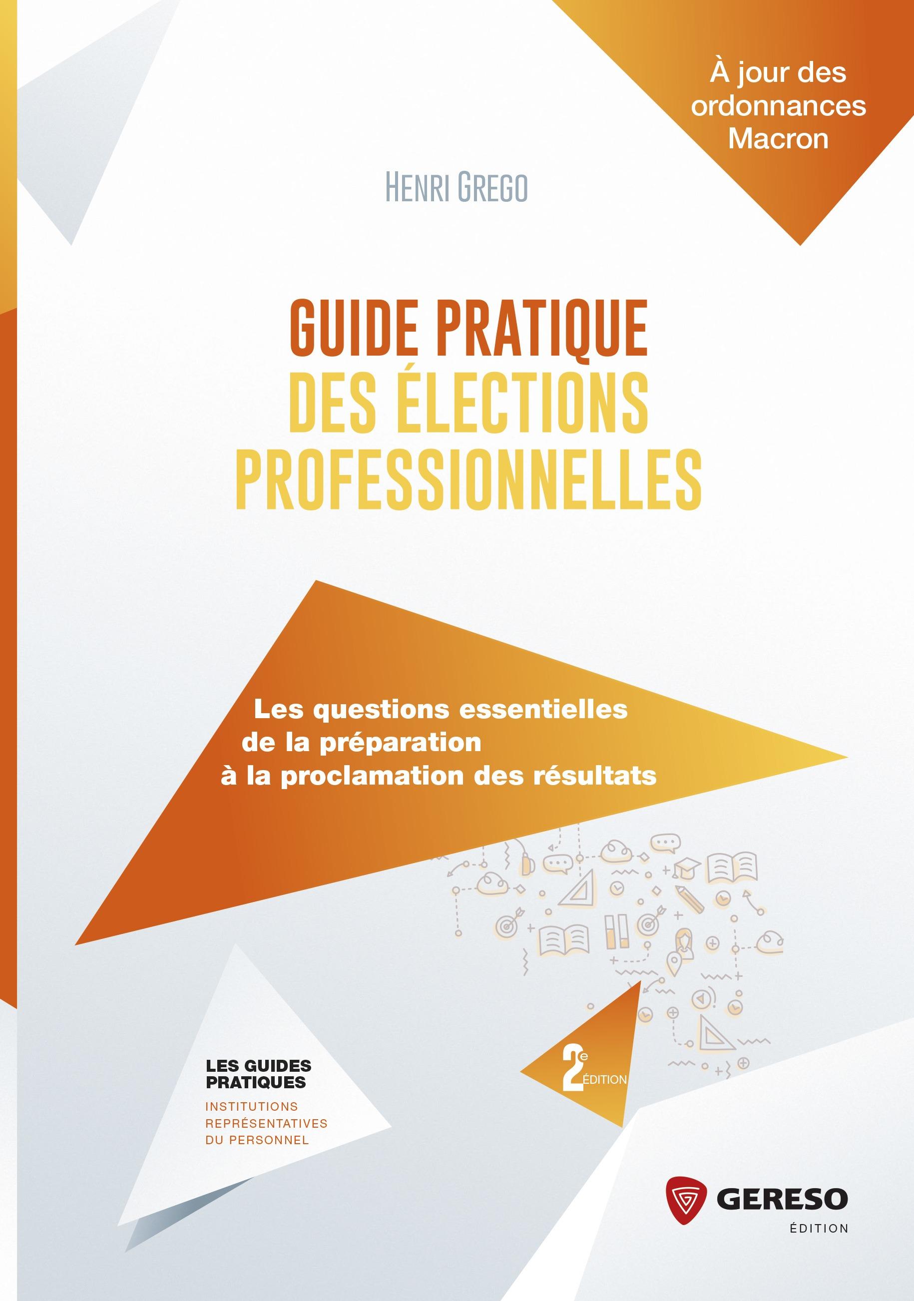 Guide pratique des élections professionnelles