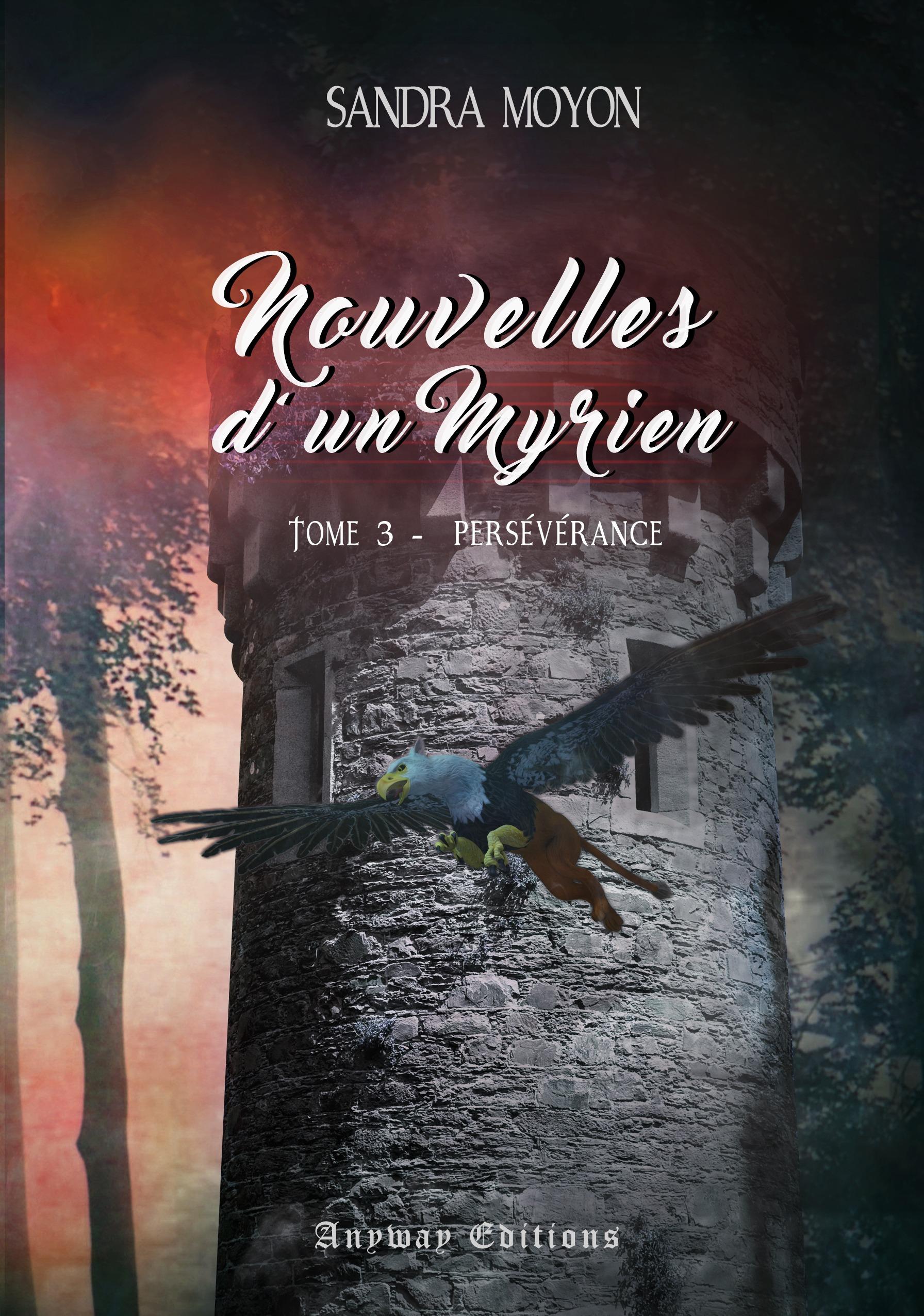 Persévérence, NOUVELLES D'UN MYRIEN, TOME 3
