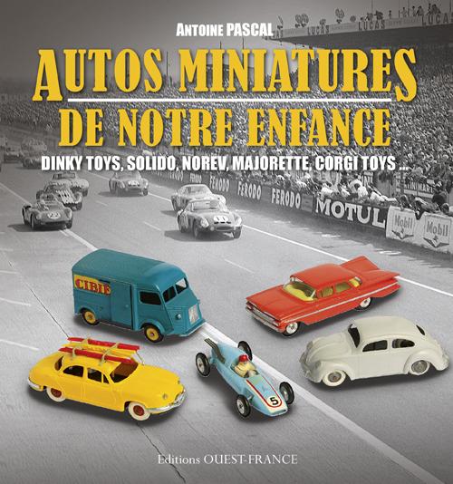 AUTOS MINIATURES DE NOTRE ENFANCE(BROCHE)