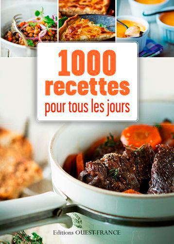 1000 RECETTES POUR TOUS LES JOURS