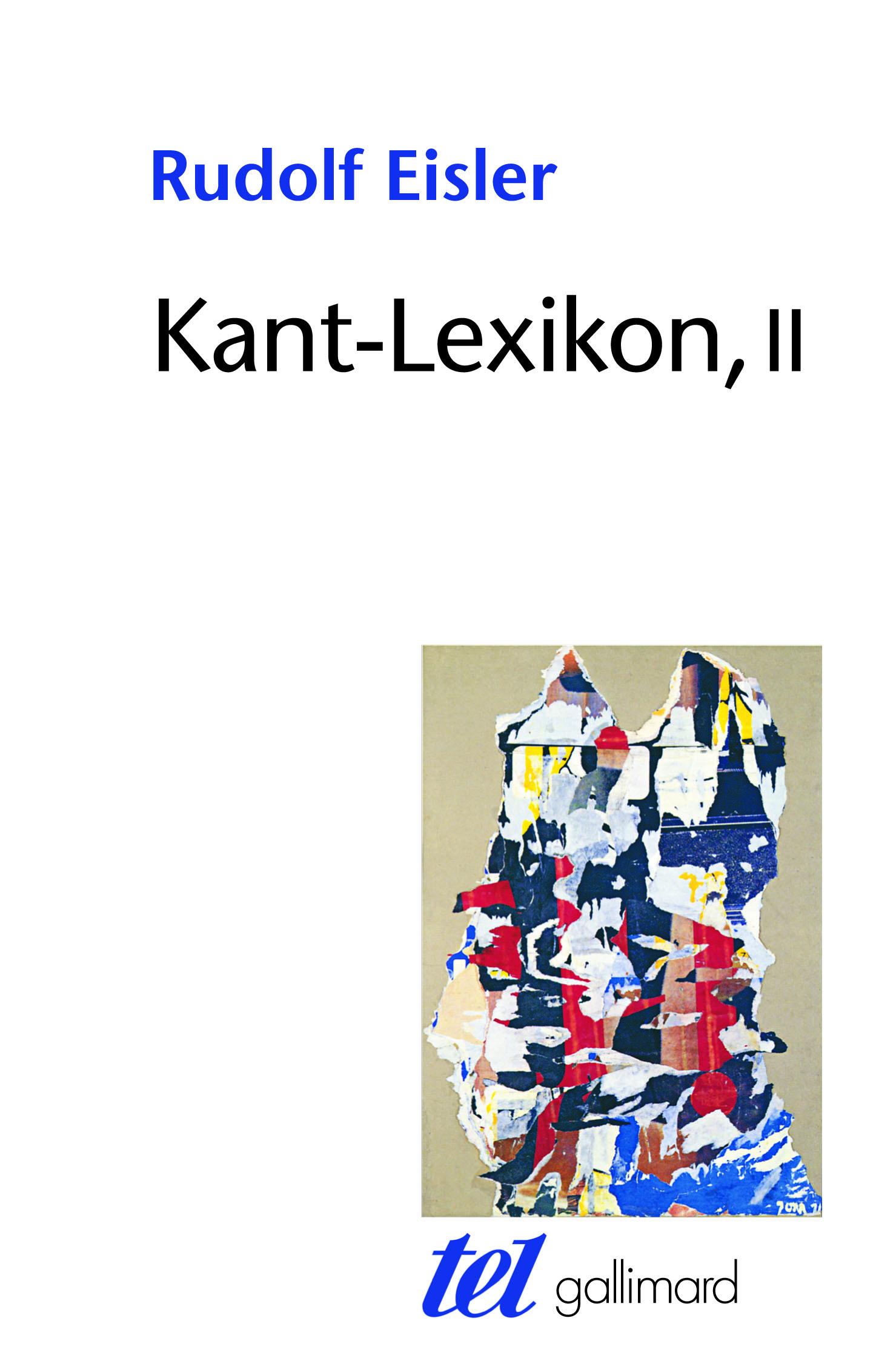KANT-LEXIKON