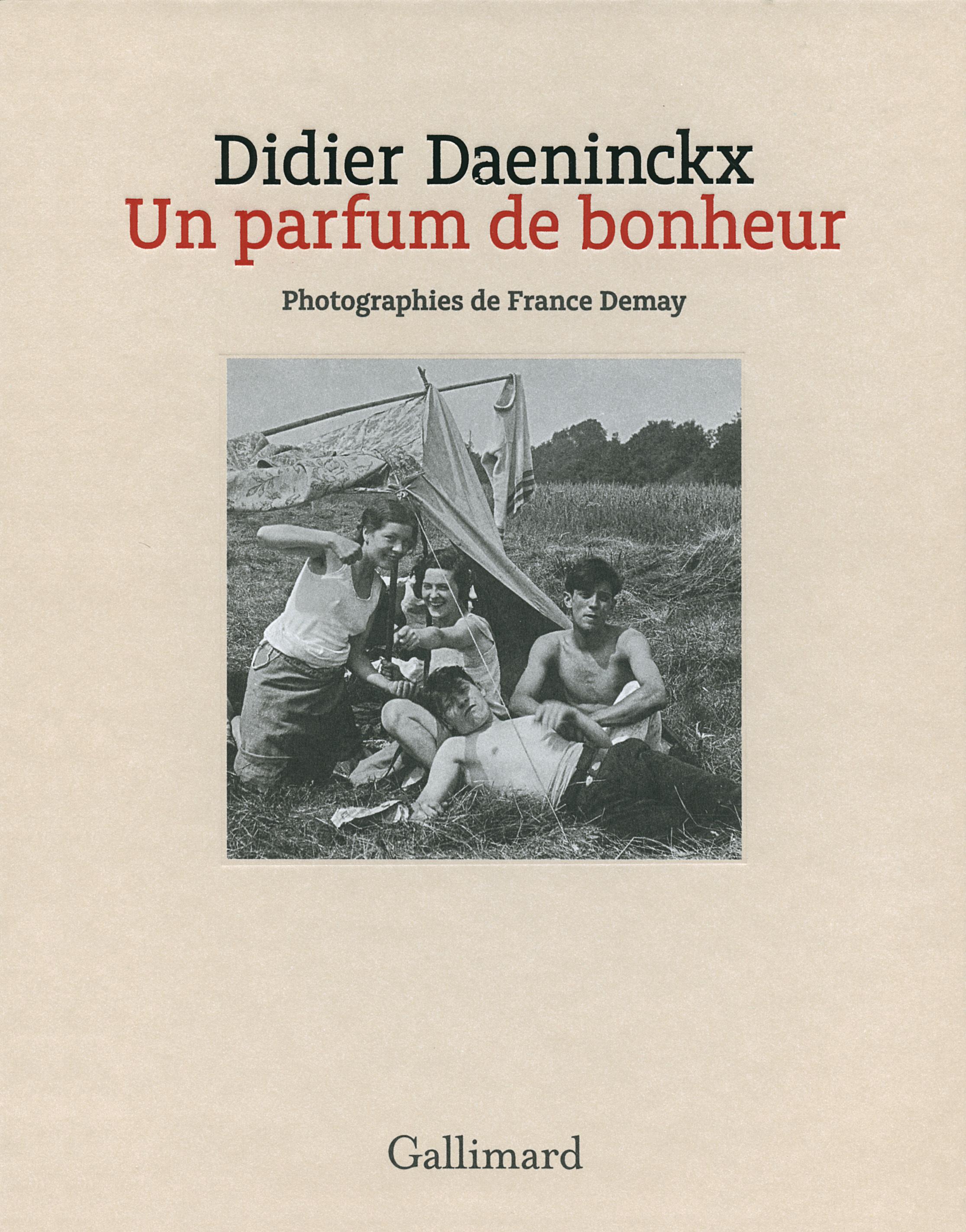 UN PARFUM DE BONHEUR : LE FRONT POPULAIRE DE FRANCE DEMAY