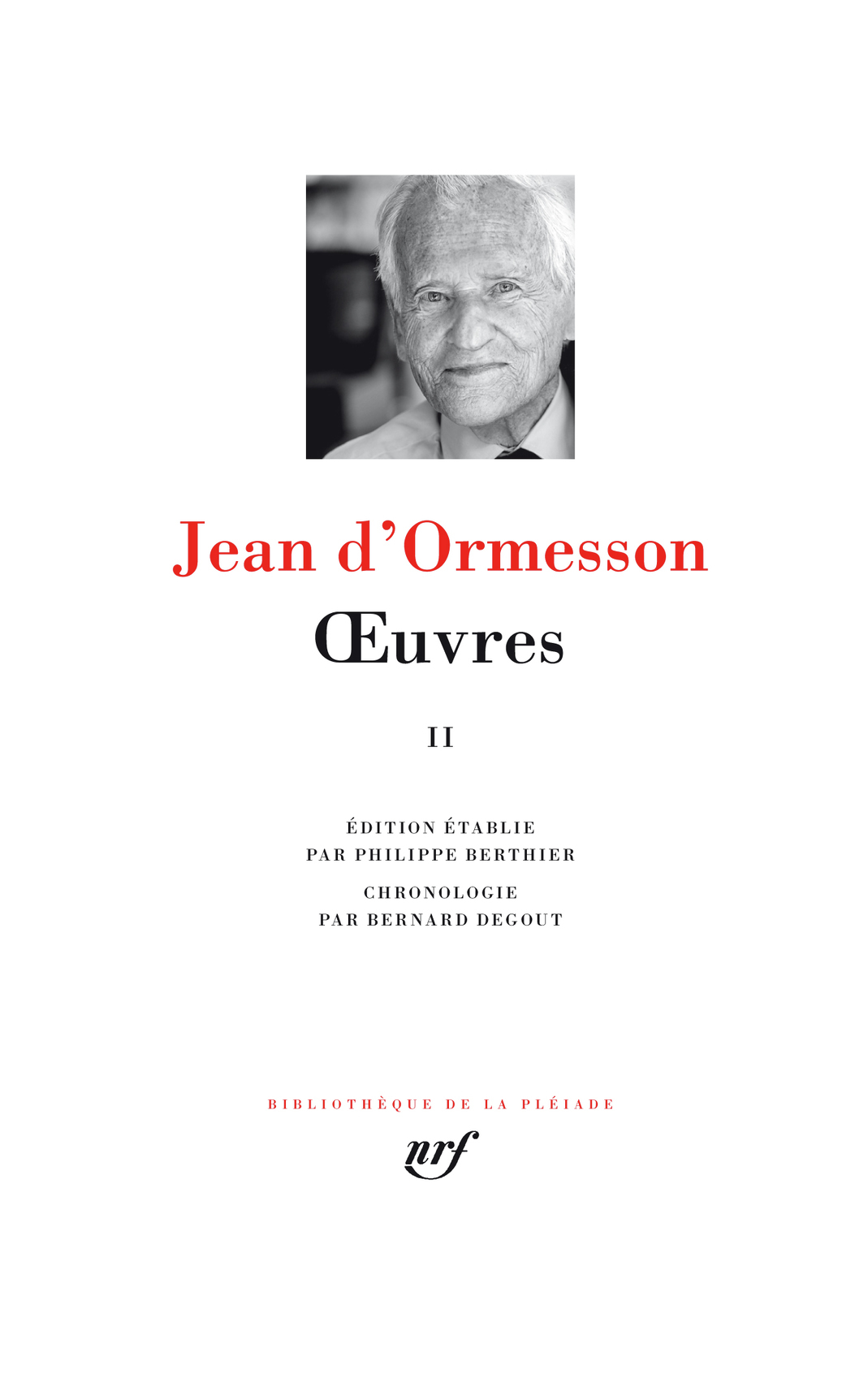 OEUVRES (TOME 2)