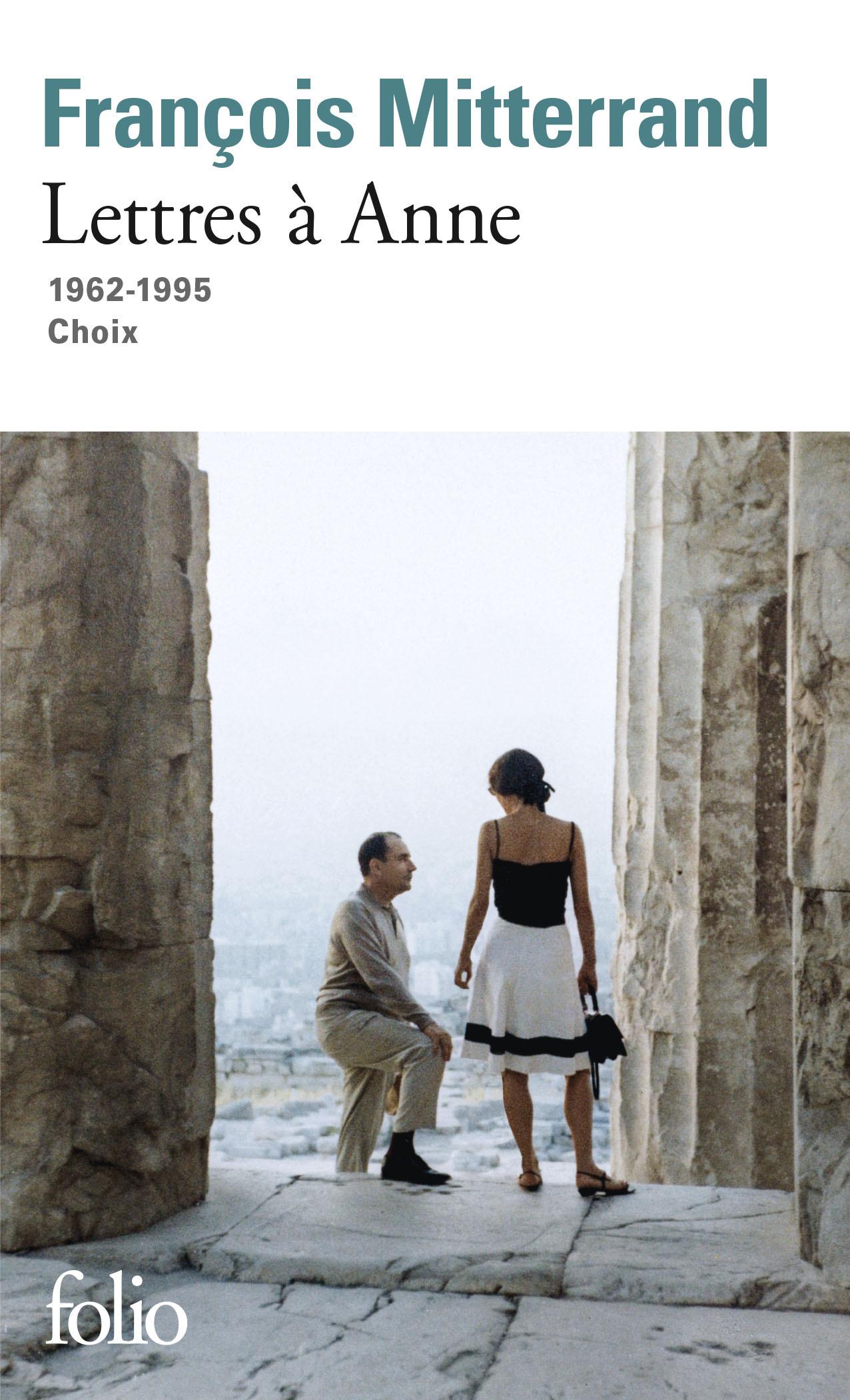 LETTRES A ANNE - (1962-1995)