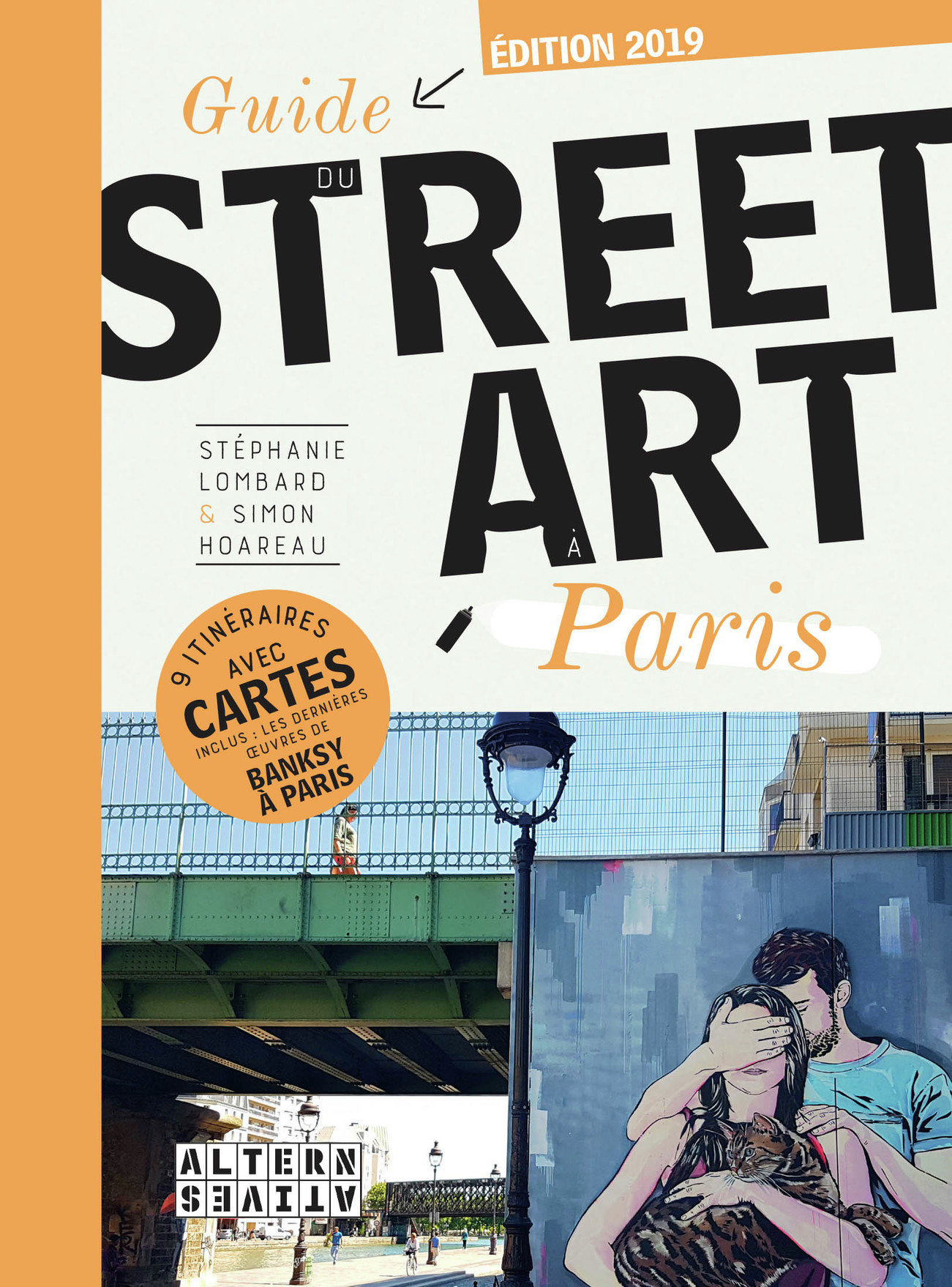 GUIDE DU STREET ART A PARIS