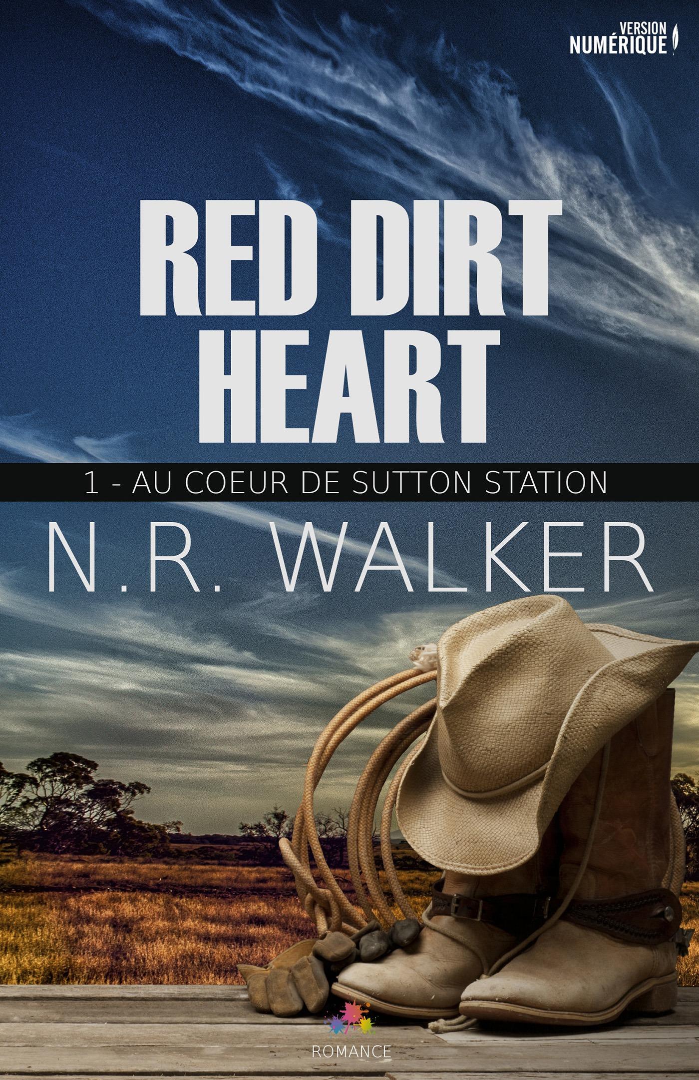 Au coeur de Sutton Station, RED DIRT HEART, T1