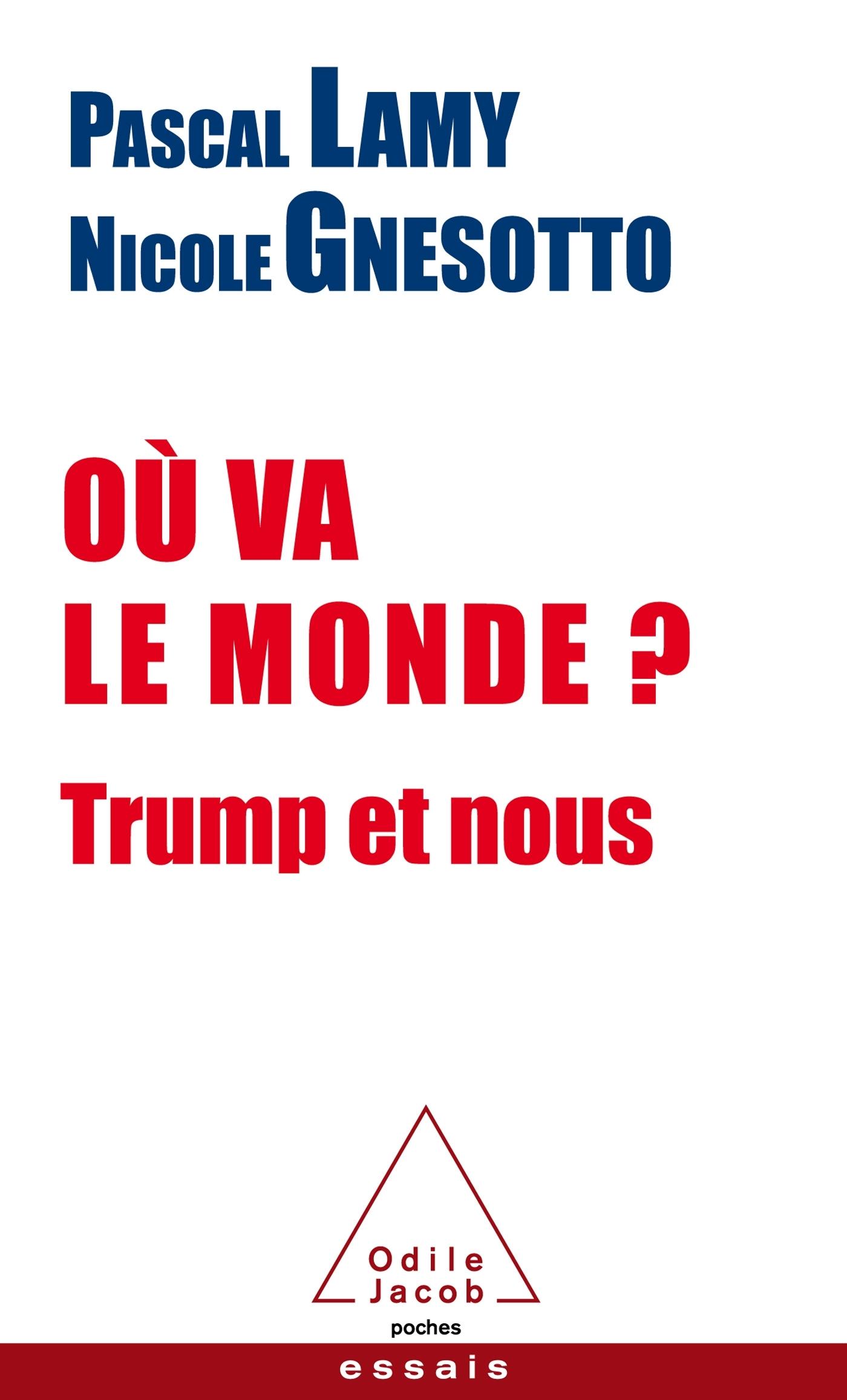 OU VA LE MONDE? - DESATRE OU RENAISSANCE