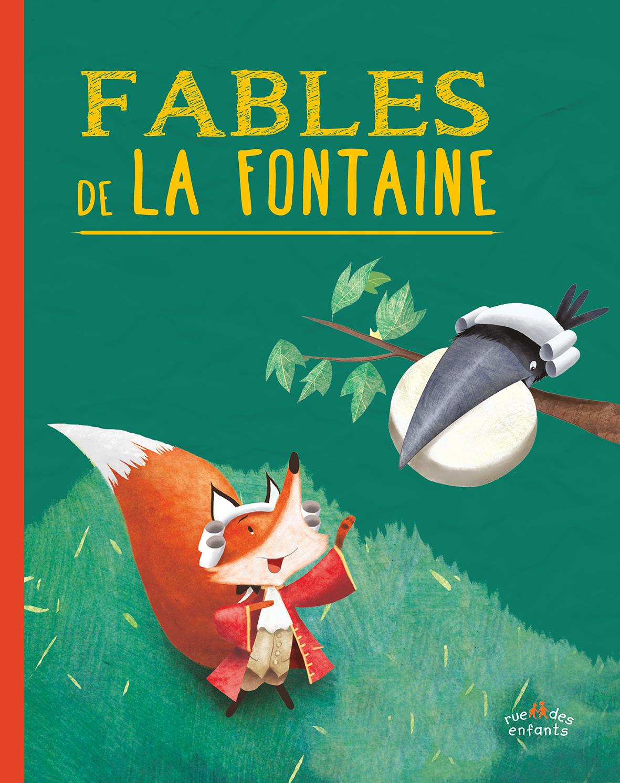 FABLES DE LA FONTAINE (MES)