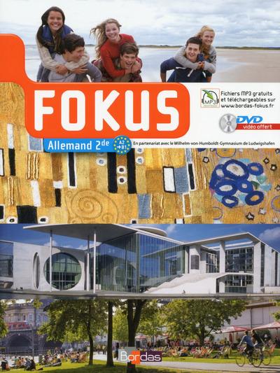 FOKUS 2DE MANUEL + DVD 2014