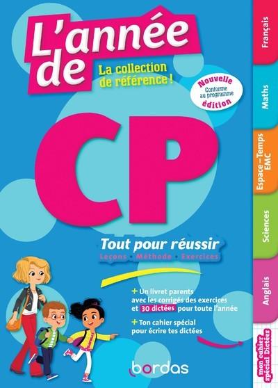 L'ANNEE DE CP TOUT POUR REUSSIR