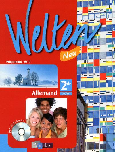 WELTEN NEU 2DE LIV + CD 2010