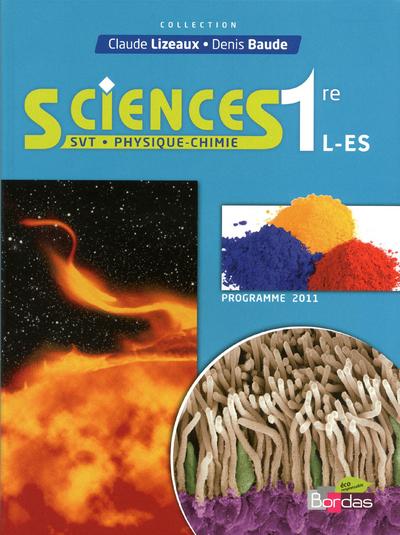 SCIENCES 1RE L-ES COMPACT ELEV
