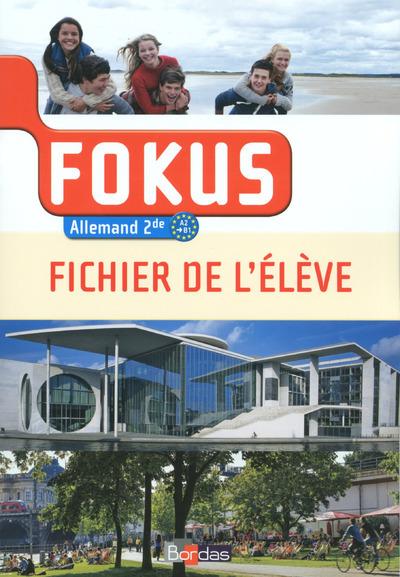 FOKUS ALLEMAND 2DE FICHIER 14