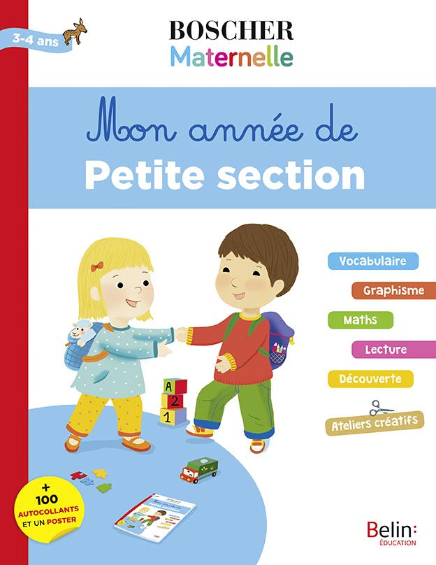MON ANNEE DE PETITE SECTION BOSCHER MATERNELLE