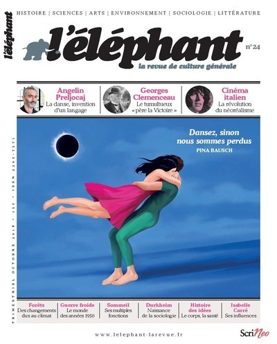 L'ELEPHANT - NUMERO 24 - VOL24