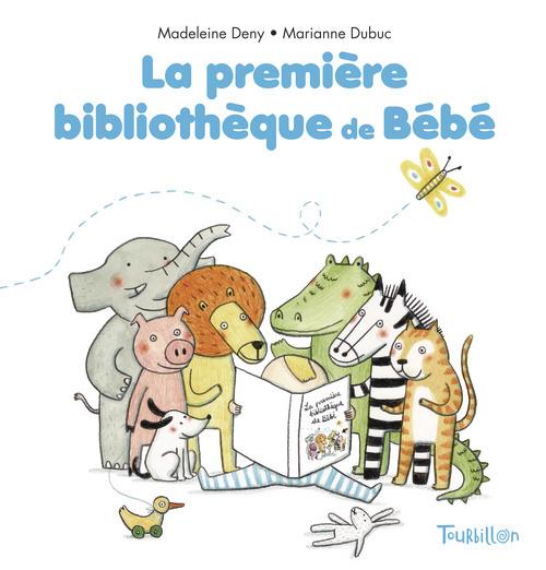 PREMIERE BIBLIOTHEQUE DE BEBE (LA)