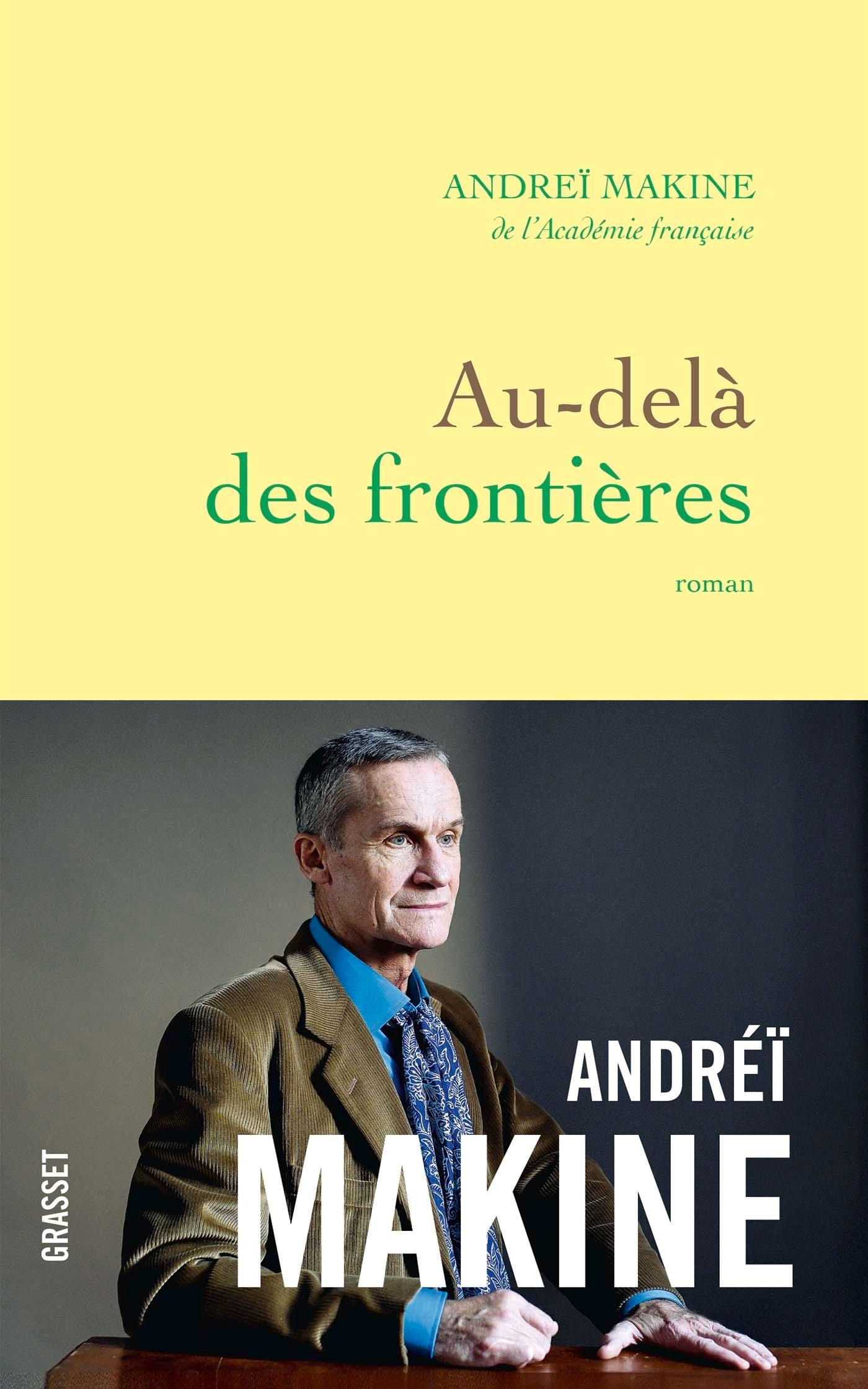 AU-DELA DES FRONTIERES - ROMAN