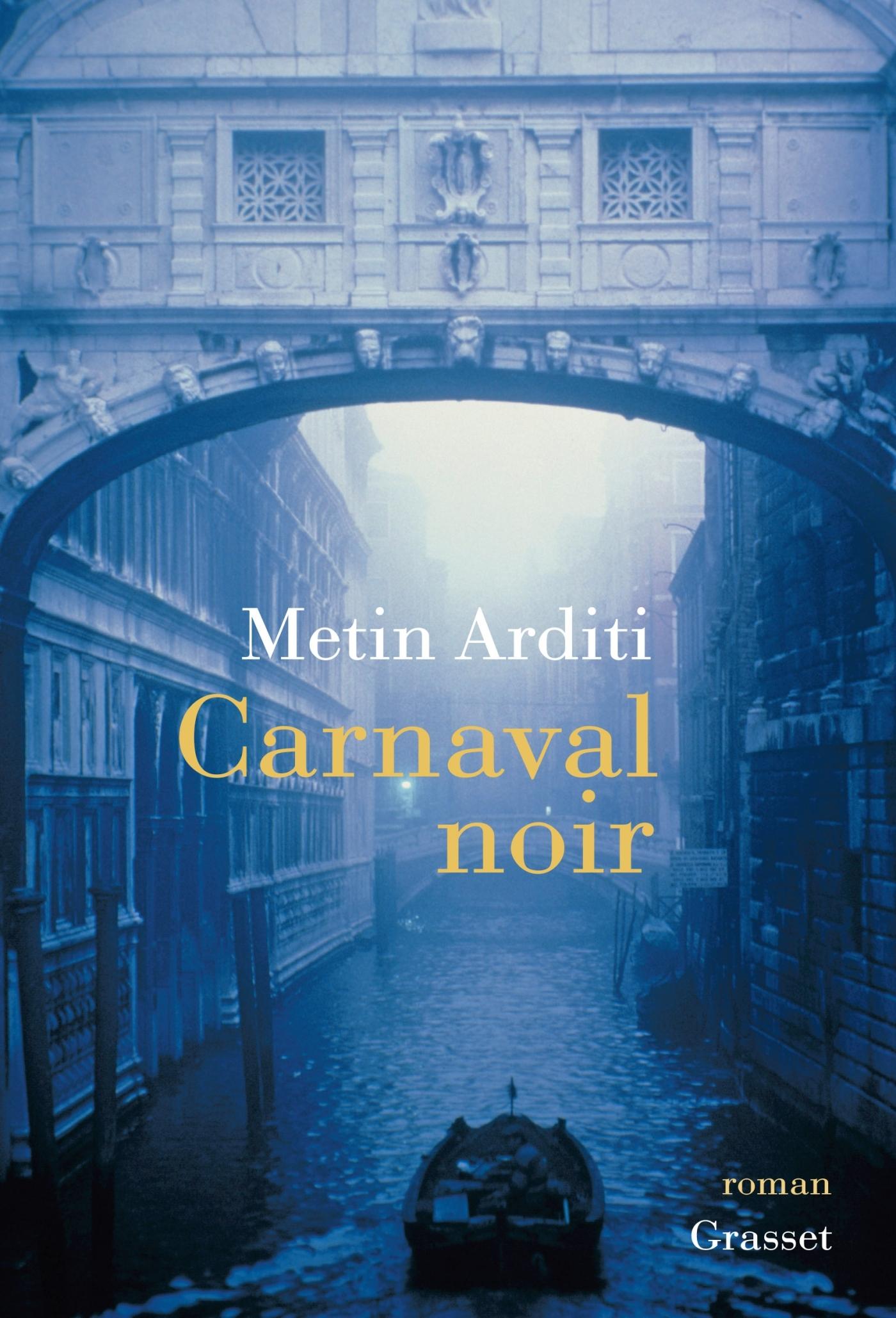 CARNAVAL NOIR - ROMAN