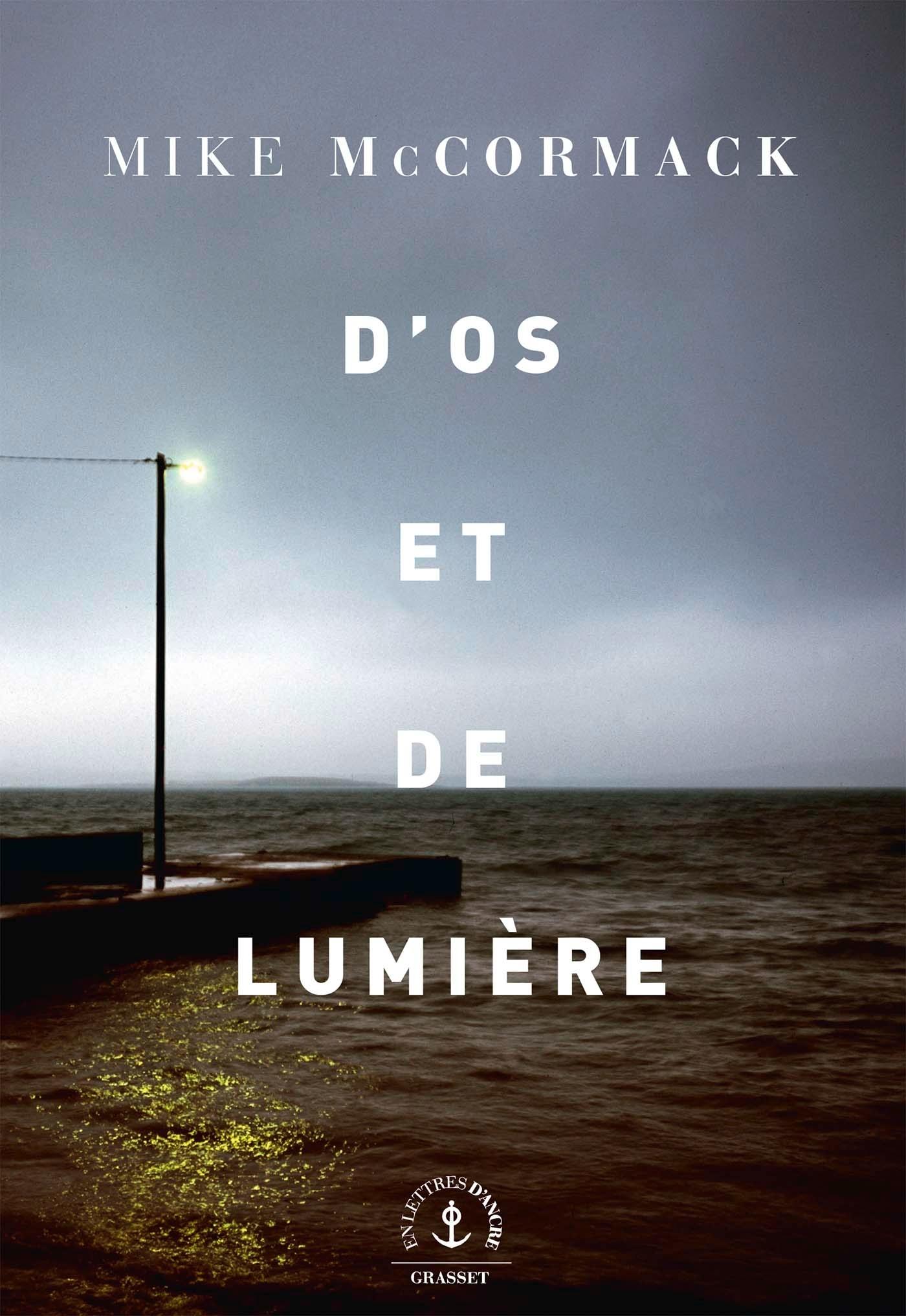 D'OS ET DE LUMIERE - ROMAN