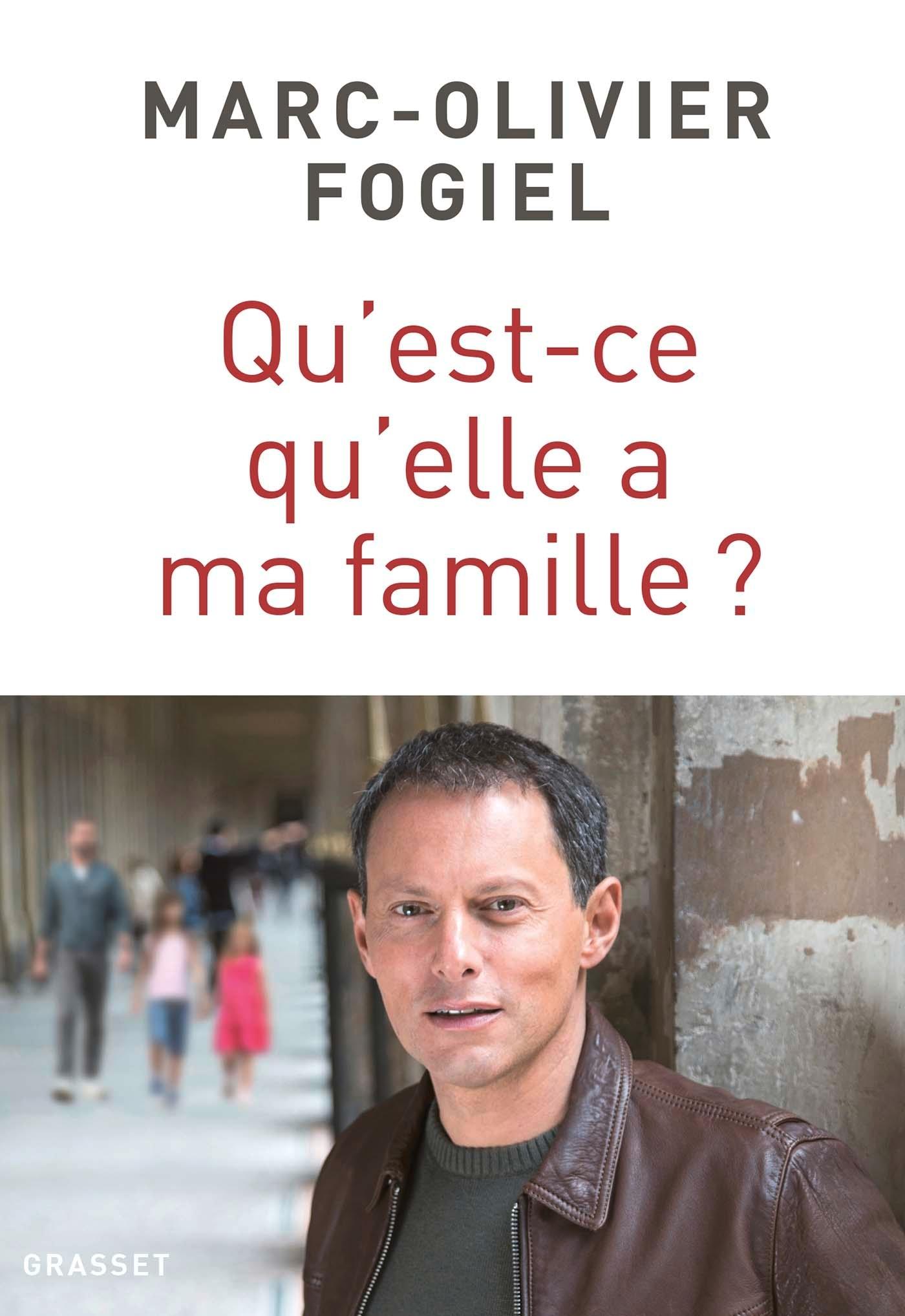 QU'EST-CE QU'ELLE A MA FAMILLE ? - RECIT
