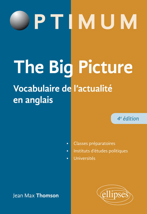 THE BIG PICTURE 4EME EDITION