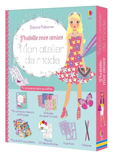 J'HABILLE MES AMIES - MON ATELIER DE MODE
