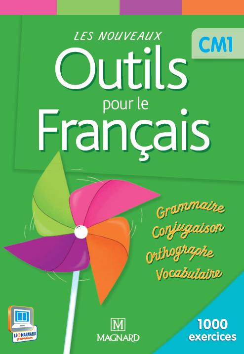 FRANCAIS CM1 ELEVE NOUVEAUX OUTILS POUR LE FRANCAIS