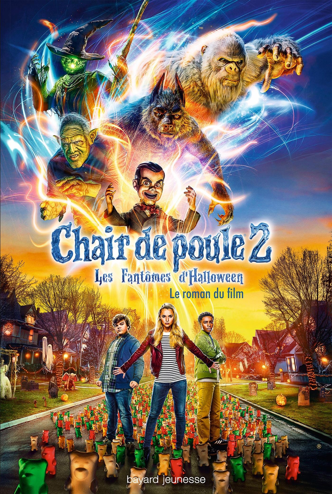 LES FANTOMES D'HALLOWEEN, LE ROMAN DU FILM 2