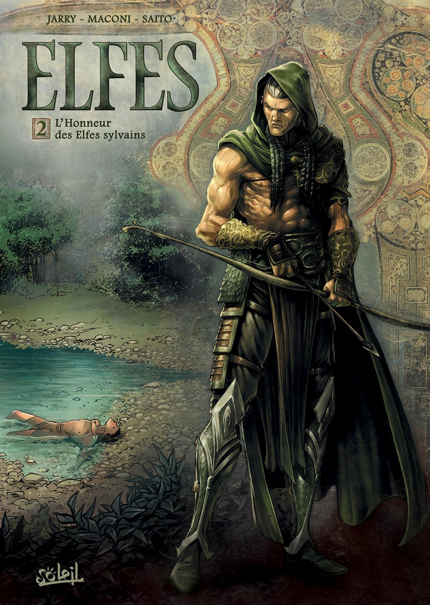 ELFES T02 - L'HONNEUR DES ELFES SYLVAINS