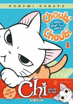 CHOUBI-CHOUBI - MON CHAT TOUT PETIT T1