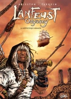 LANFEUST ODYSSEY T7 - LA MEPHITIQUE ARMADA