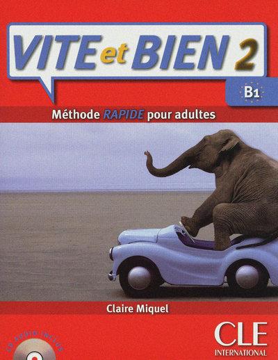 VITE ET BIEN NIVEAU 2 + CD
