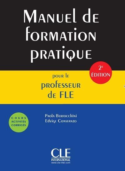 MANUEL DE FORMATION DU PROFESSEUR FLE 2ED.