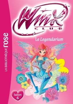 WINX CLUB 57 - LE LEGENDARIUM