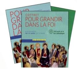POUR GRANDIR DANS LA FOI - COFFRET ENFANT CM2