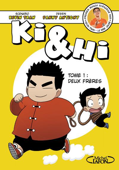 KI & HI - TOME 1 DEUX FRERES - VOL01