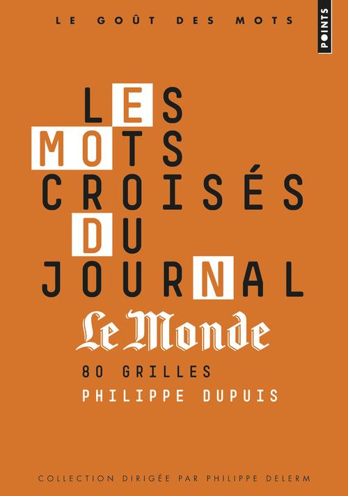 """LES MOTS CROISES DU JOURNAL """"LE MONDE"""" - 80 GRILLES"""
