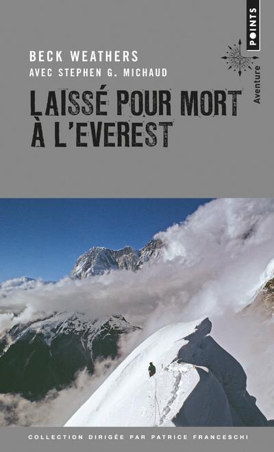 LAISSE POUR MORT A L'EVEREST