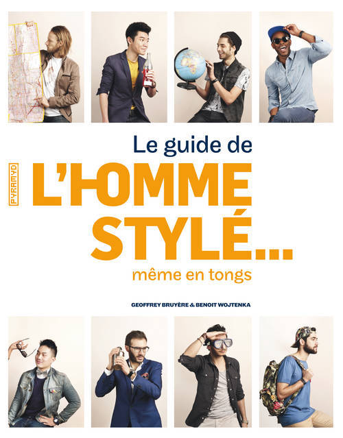 GUIDE DE L'HOMME STYLE... MEME EN TONGS